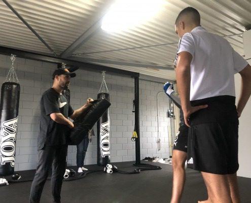 kickboksen privé les