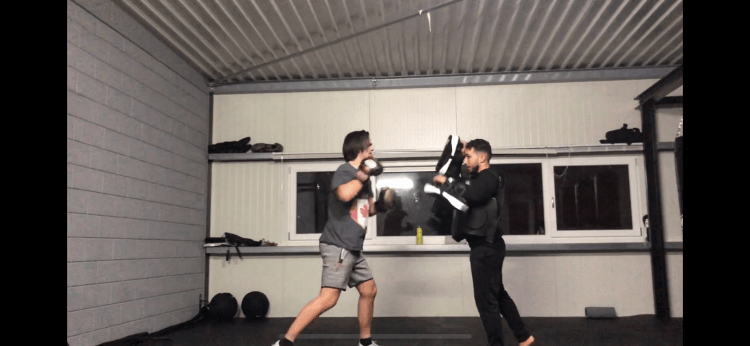 personal training pads training
